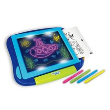<strong>NKOK</strong> Discovery Kids Neon Drawing Board