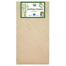 <strong>Colgate</strong> Shades Of Green EcoVisco Classica Crib Mattress