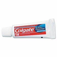 Personal Size Toothpaste 240/Carton