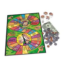 <strong>Learning Resources</strong> Money Bags Board Game
