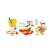 <strong>Learning Resources</strong> 31 Piece Pretend and Play Bakery Set