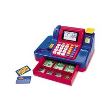 <strong>Learning Resources</strong> Pretend and Play Teaching Cash Register