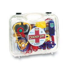 <strong>Learning Resources</strong> Pretend and Play Doctor Set
