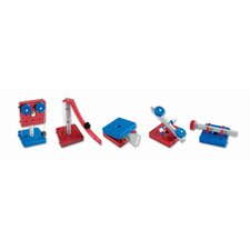 <strong>Learning Resources</strong> Simple Machines 63 Piece Set