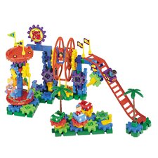 Gears! Gears! Gears!® Dizzy Fun Land 120 Piece Set
