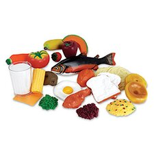 Pretend and Play Healthy Food Set