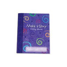 <strong>Learning Resources</strong> Make-a-Story Writing Journal 10 Piece Set