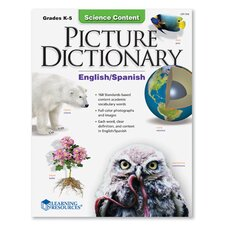 Science Content Picture Dictionary