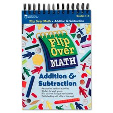 Flip Over Math - Addition and Subtraction