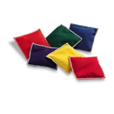 <strong>Learning Resources</strong> Rainbow Bean Bag Game Set (6/pack)
