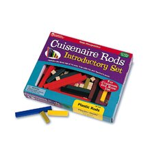<strong>Learning Resources</strong> Cuisenaire Rods Intro Set 74/pk