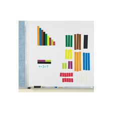 Magetic Cuisenaire Rods
