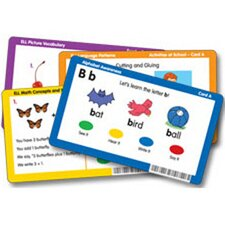 Rhyming Word Families CD Card 41 Piece Set