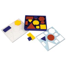 <strong>Learning Resources</strong> Attribute Blocks Set Giant Set