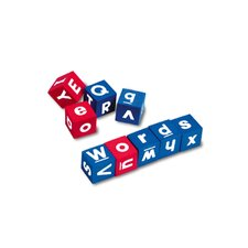 Hands-on Soft Alphabet Dice