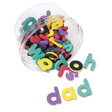 <strong>Learning Resources</strong> Magnetic Foam Letters 52 Piece Set