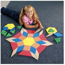Giant Soft Foam Floor Pattern