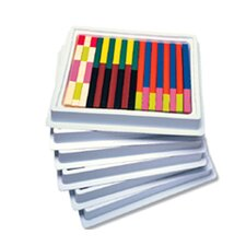 Cuisenaire Rods Multi-pack Plastic