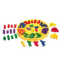 <strong>Learning Resources</strong> Beginning Sorting Set 168 Pieces