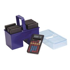 Calculator Caddy W/ 10 Student
