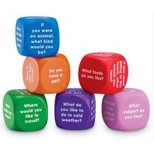 Conversation Cubes 6 Piece Set
