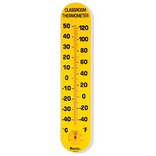 <strong>Learning Resources</strong> Classroom Thermometer 15h X 3w