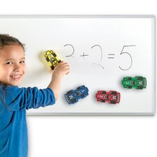 <strong>Learning Resources</strong> Magnetic Whiteboard Eraser (Set of 4)