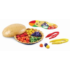 <strong>Learning Resources</strong> Super Sorting Pie 65 Piece Set
