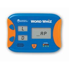 <strong>Learning Resources</strong> Word Whiz Electronic Flash Card