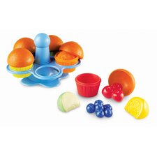 <strong>Learning Resources</strong> Peek-a-Boo Muffin Set
