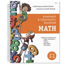Assessment and Intervention Handbook: Math, Grades 2-3