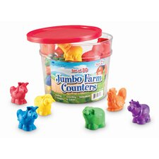 Jumbo Farm Counter 30 Piece Set