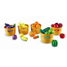 <strong>Learning Resources</strong> Farmers Market Color Sorting Set