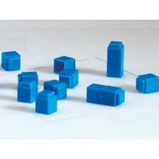 Interlocking Base Ten (Set of 100)