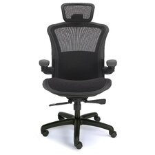 <strong>Valo</strong> Mid-Back Magnum Office Chair with Ergonomic Support