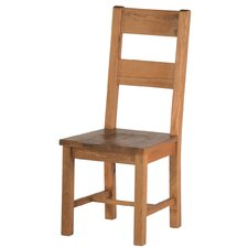Sandown Dining Chair with Wooden Seat