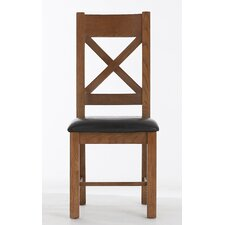 <strong>Thorndon</strong> Farmhouse Cross Back Dining Chair
