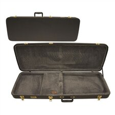 Premier Hardshell Wood Electric Rectangular Guitar Case
