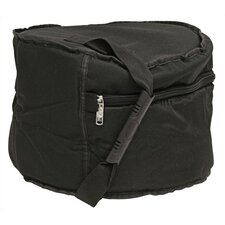 Drum Black Belt Bag