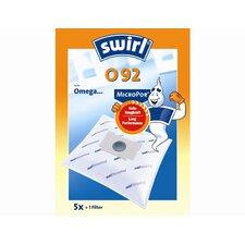 5-er Pack MicroPor Papierbeutel O92