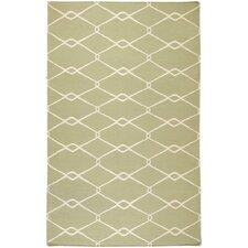 Fallon Horizontal Sage/Ivory Rug