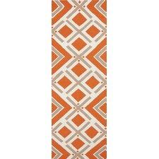 Fallon Orange/Red Rug