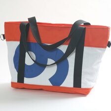 Medium Zip Tote Bag