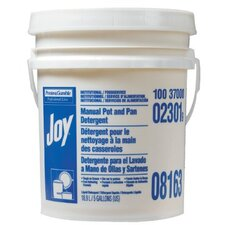 Procter & Gamble - Joy Dishwashing Liquids Joy Lemon Scent 5 Gal Pail Man. Pot/Pan Detrgnt: 608-02301 - joy lemon scent 5 gal pail man. pot/pan detrgnt