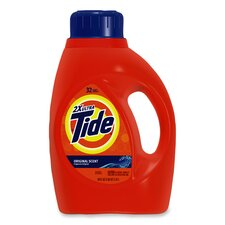 Tide Liquid Detergent, 32 Loads, 50 oz.