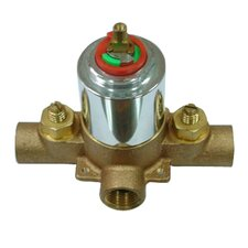 Tub Valve and Shower