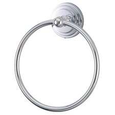 "<strong>Elements of Design</strong> Milano Manhattan 6"" Towel Ring"