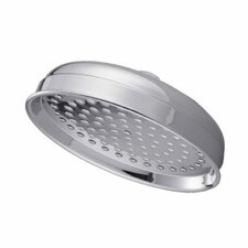 "Hot Springs 8"" Rain Drop Volume Control Shower Head"