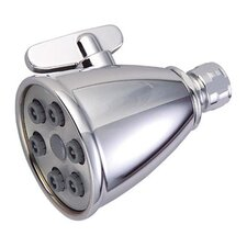 Hot Springs 6 Nozzles Power Jet Volume Control Shower Head