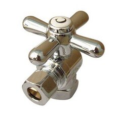 "1.75"" x 2.325"" Decorative Quarter Turn Valves"